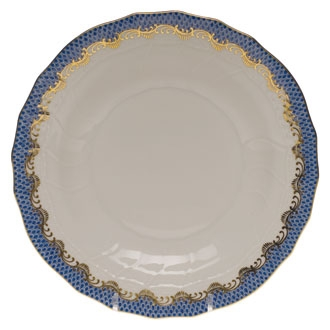 Dessert Plate - Fish Scale Colors