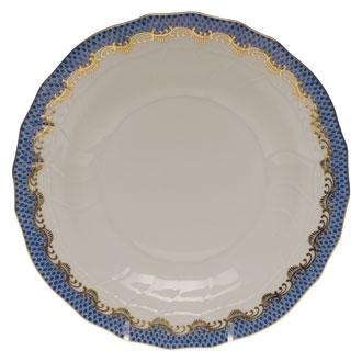 Dessert Plate - Fish Scale Colors