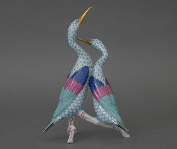 Cormorants - Fishnet Turquoise