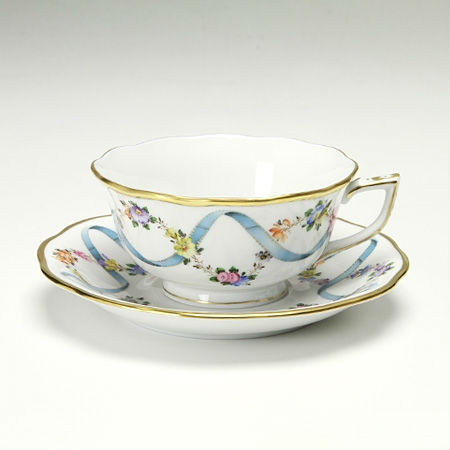 Teacup and Saucer - Princess Victoria