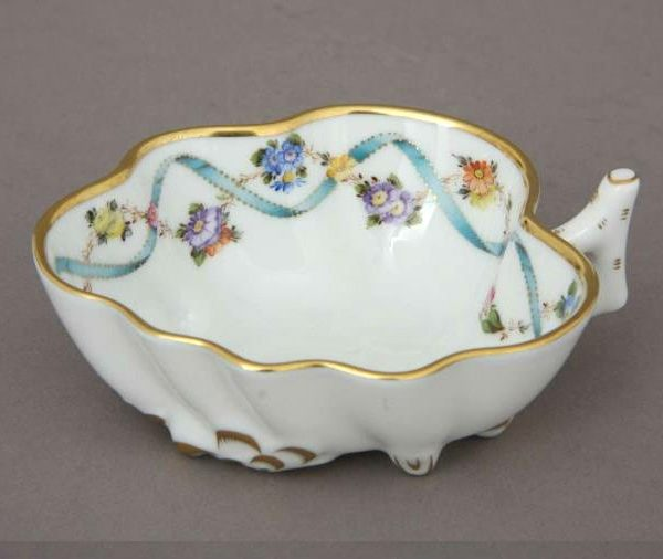 Sugar Bowl (Leaf shaped) - Oriental Showmen