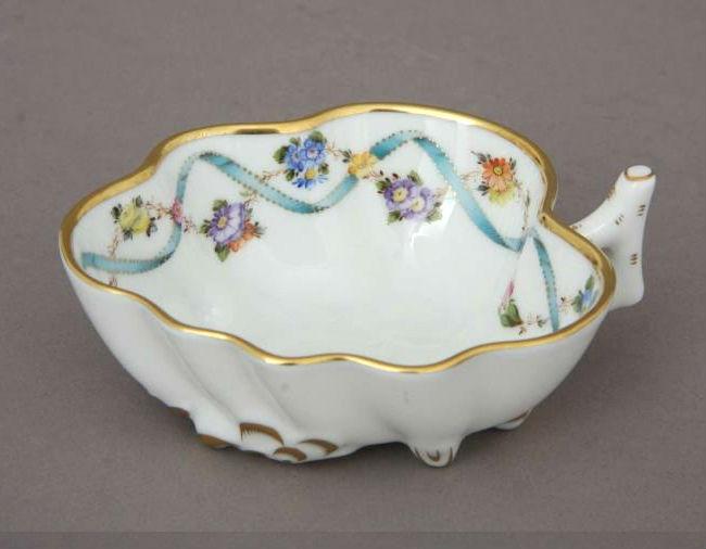 Sugar Bowl (Leaf shaped) - Oriental Showmen