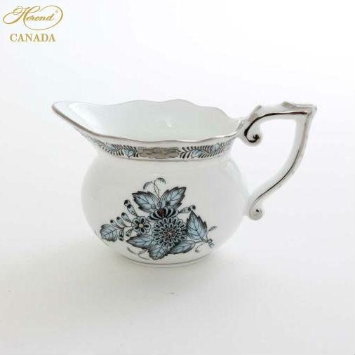 Creamer - Chinese Bouquet Black