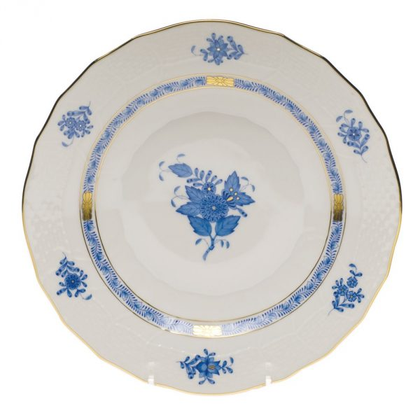 Bread & Butter Plate - Chinese Bouquet Blue