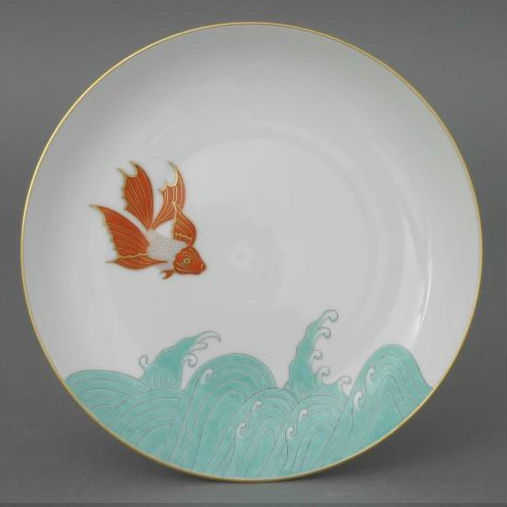 Ocean Edition - Large Plate