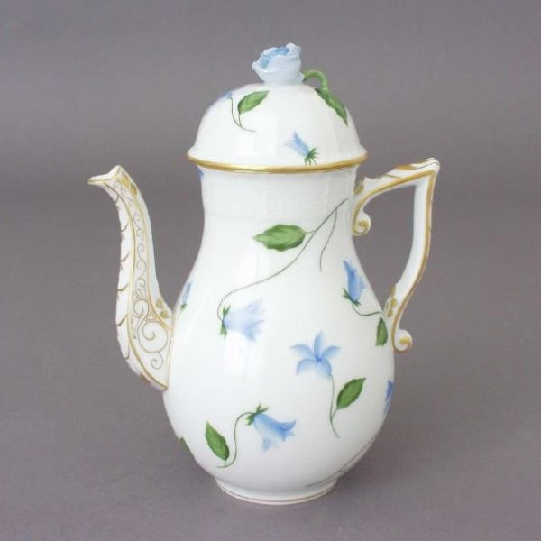 Campanule - Coffee Pot, rose knob
