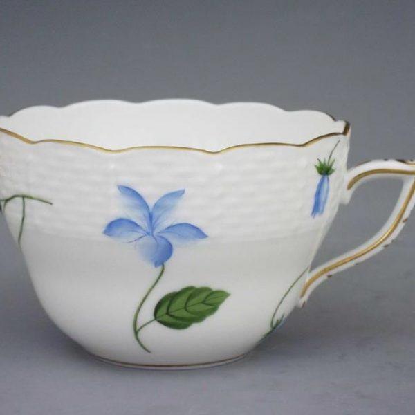 Campanule - Teacup and Saucer