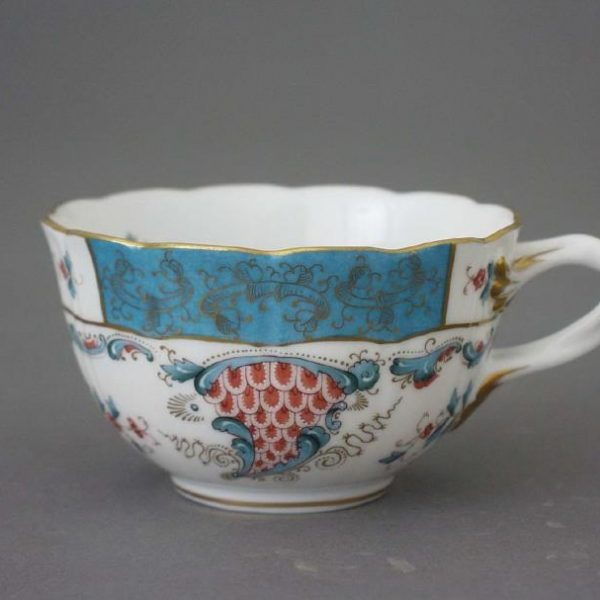 Tupini - Espresso Cup and Saucer