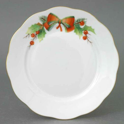Christmas Edition - Salad Plate