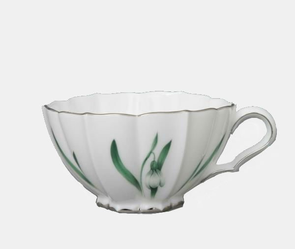 Snowdrop Coffee Set for 2