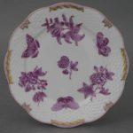 Queen Victoria Purple - Salad Plate