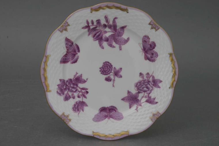Queen Victoria Purple - Salad Plate