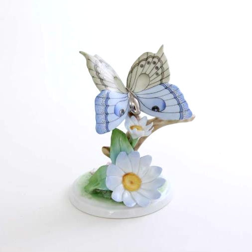 Flowers with butterfly CD2