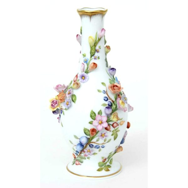 Vase with flowers - Natural