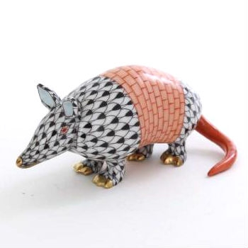 Armadillo - Fishnet Black