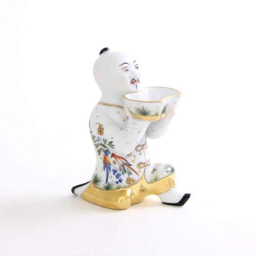 Chinese, Kneeling - Oriental Showmen