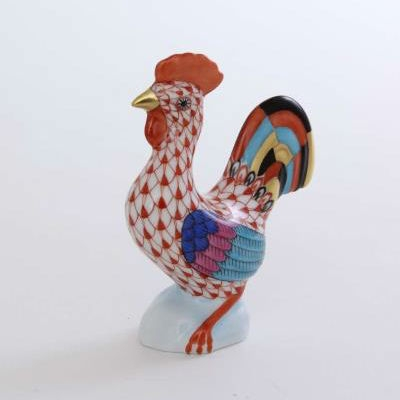 Rooster, small - Fishnet Colors