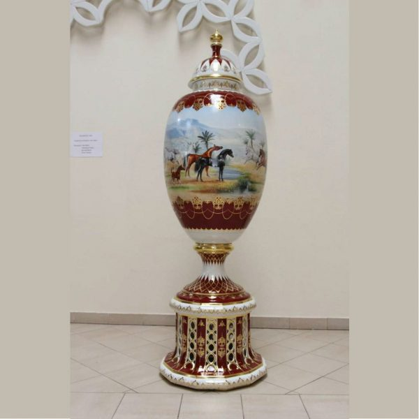 Limited Edition Vase - 10 pcs.