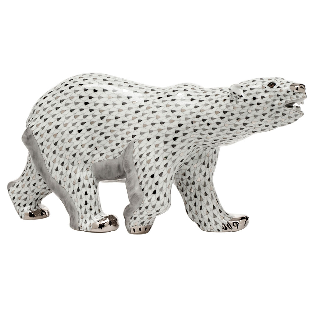 Polar bear - Fishnet