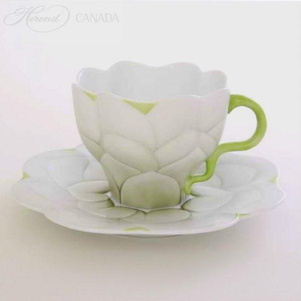 Tulip Purple - Teacup and Saucer