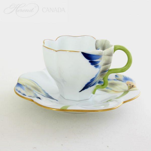 Teacup and Saucer - Tulipe3
