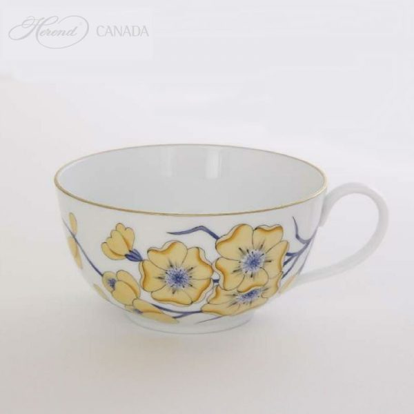 Cherry Blossom1 - Teacup and Saucer