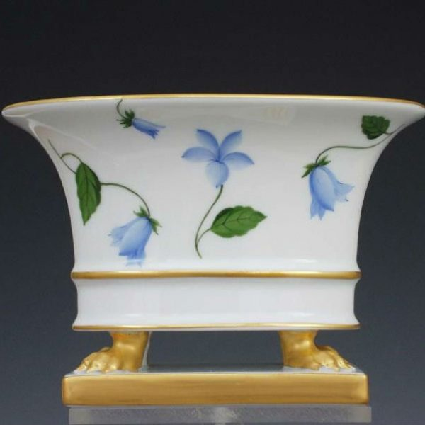 Campanule - Oval vase, empire