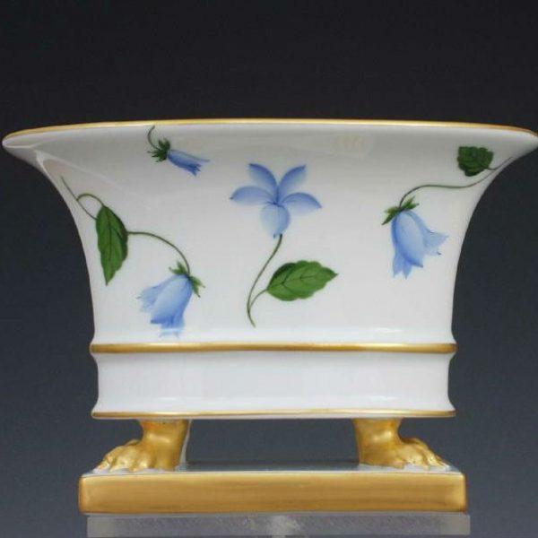 Campanule - Oval vase, empire