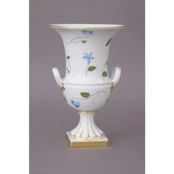 Vase, empire, on base
