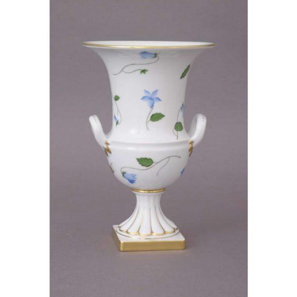 Vase, empire, on base