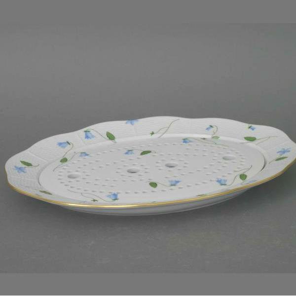 Campanule - Fish Dish w. drainer