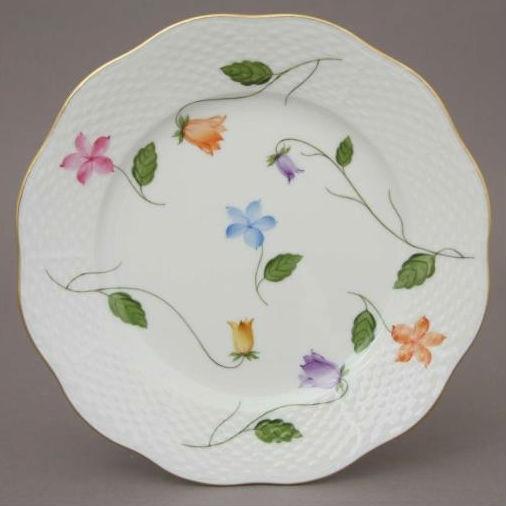 Campanule Multicolor - Dessert Plate
