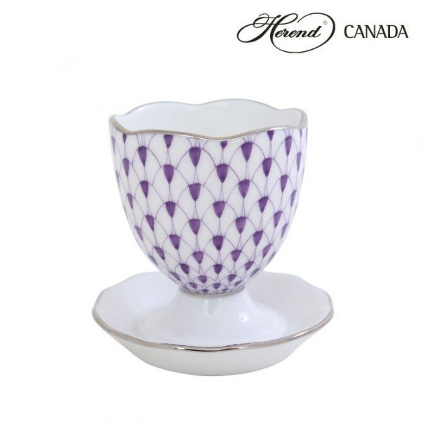 Fishnet Colors - Egg cup w. stand