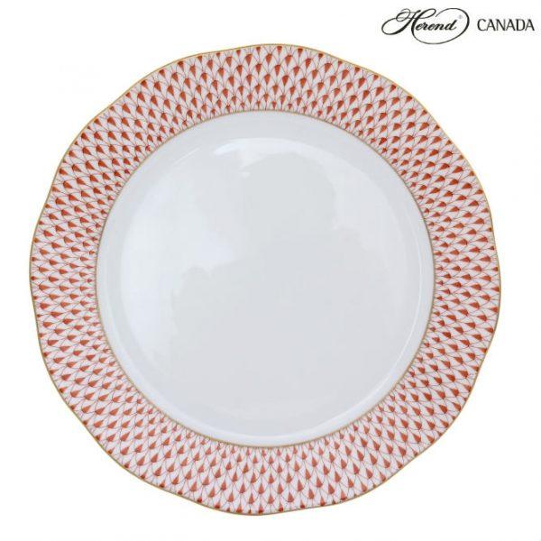 Fishnet Colors - Dinner Plate