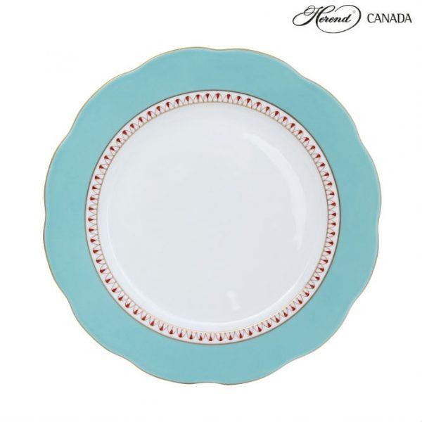 Fishnet Color - Large Dinner Plate