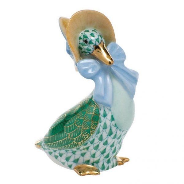 Mother goose - Fishnet Blue