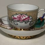 Hosp Masterpiece Teacup and Saucer