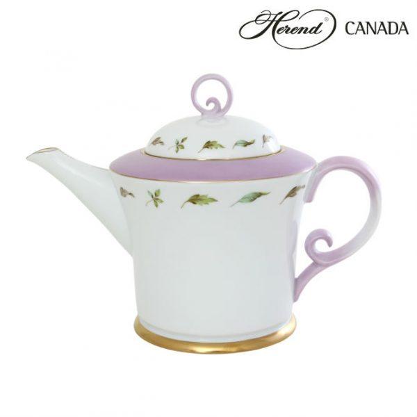 Hommage a saxe - Teapot