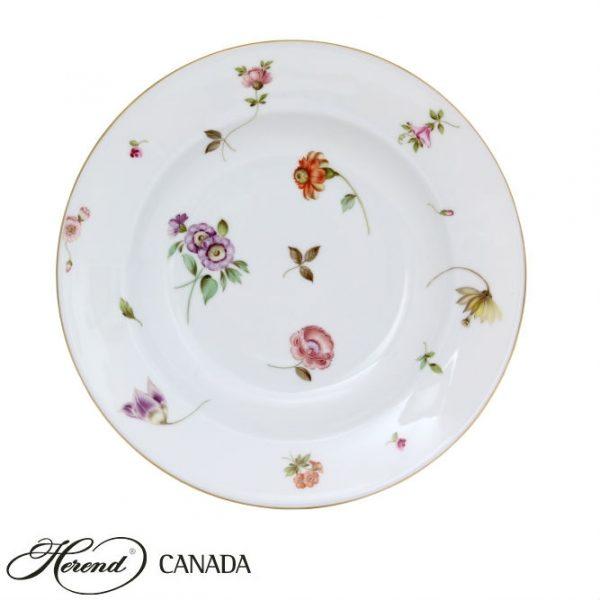 Hommage a saxe - Rim Soup Plate
