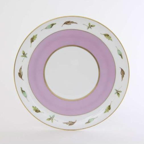 Hommage a saxe - Dessert Plate