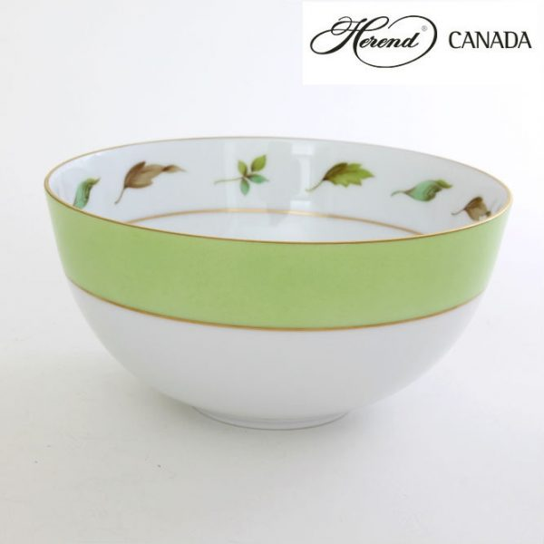 Hommage a saxe - Small Round Bowl