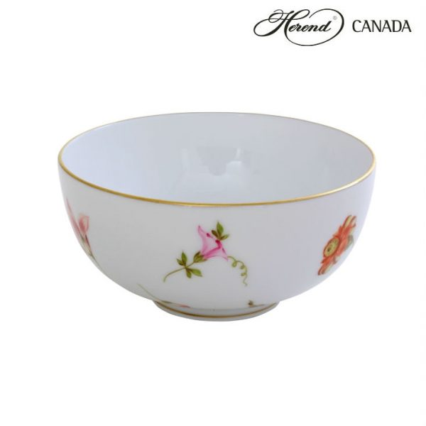 Hommage a saxe - Small Oriental Bowl