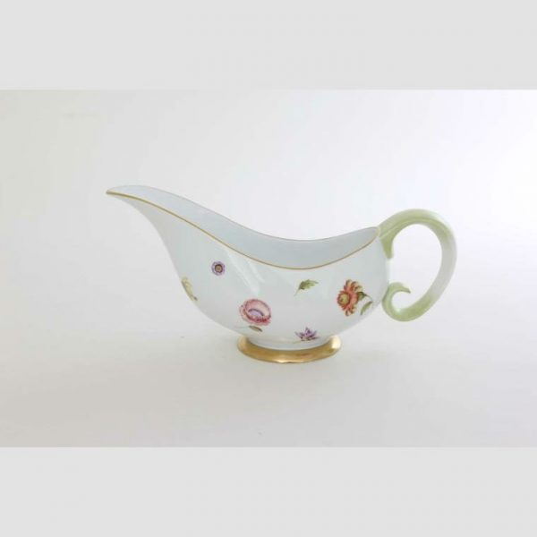 Hommage a saxe - Gravy boat