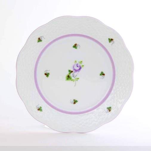 Vienna Rose Purple - Salad Plate