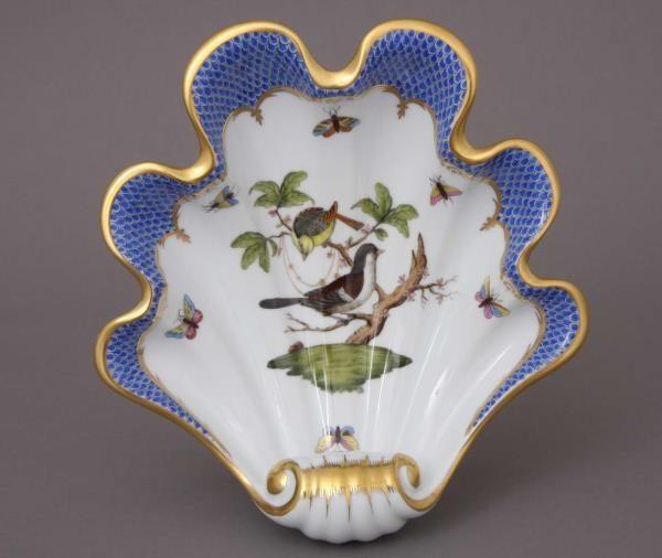Shell - Rothschild Bird Blue