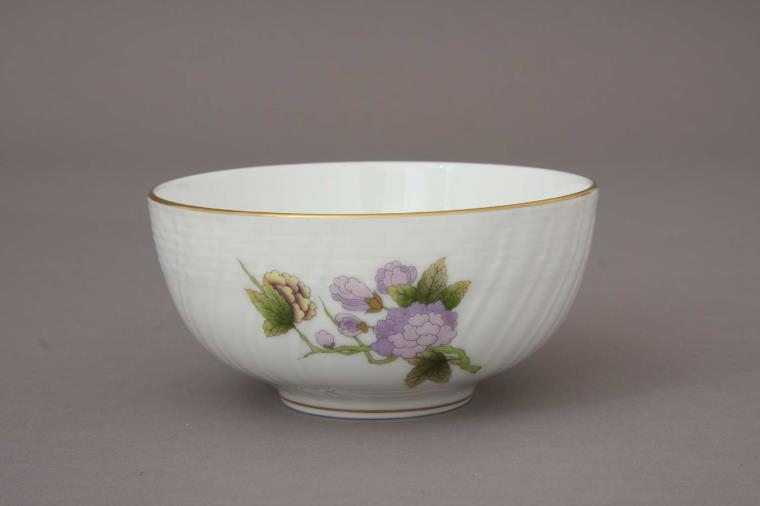 Bowl - Royal Garden Flower