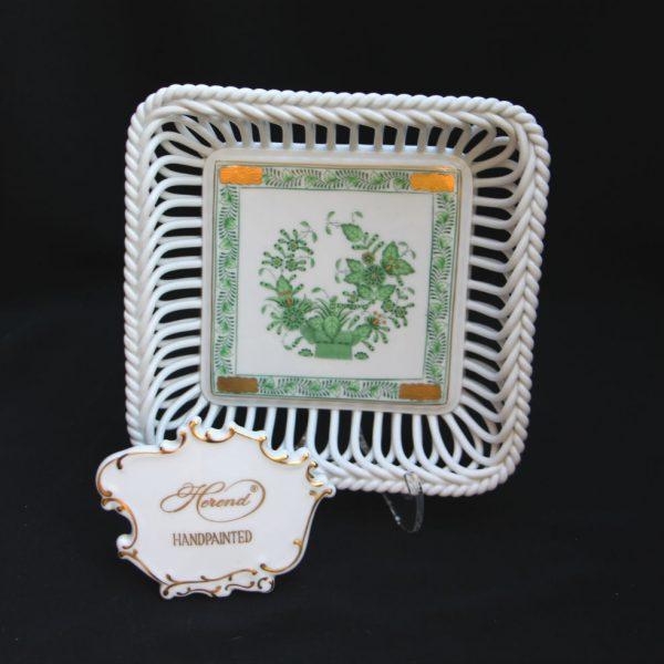 Basket - Indian Basket Green