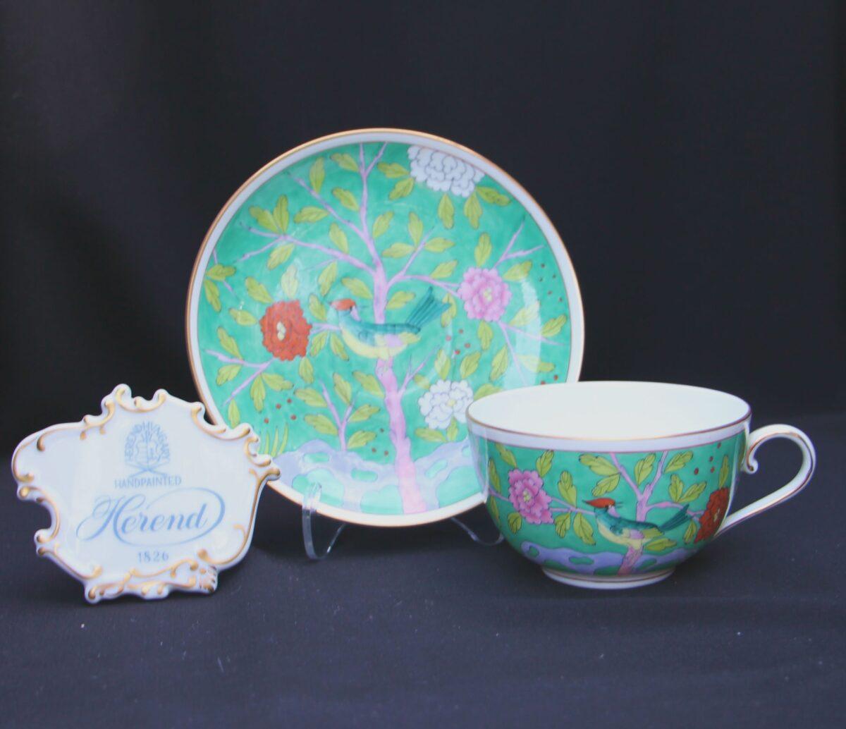 Teacup and Saucer - MACV