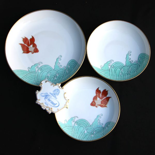 Ocean Edition - Plate Set