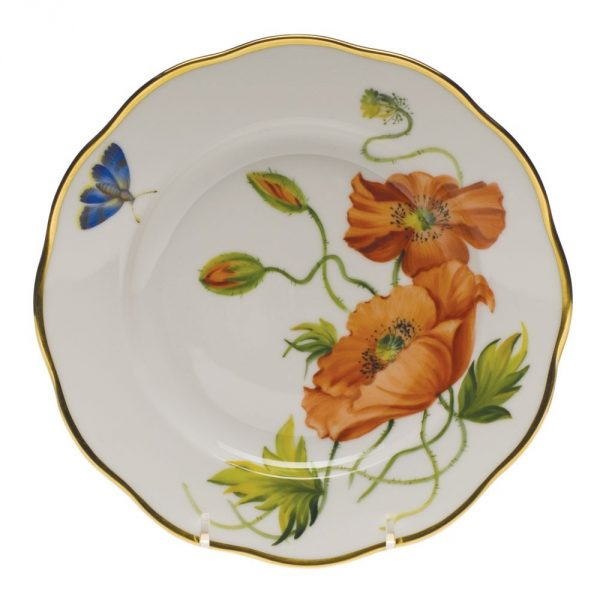 American SpringFlower - Poppy - Dinner Plate